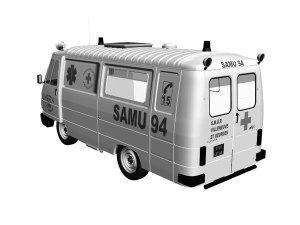 SAMU PARIS