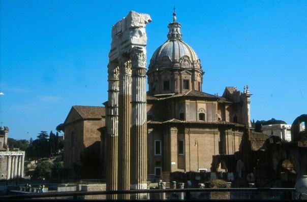 O Cristianismo e a queda de Roma