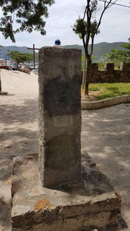 Arraial do Cabo - Marco de fundação 1