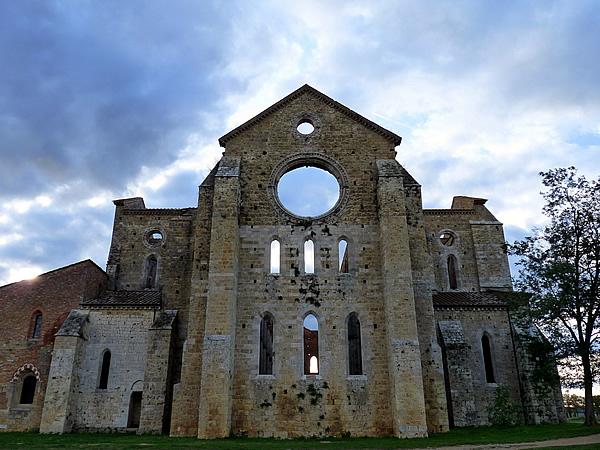 Abadia di San Galgano - Foto lo.tangelini BBY SA