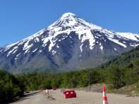 Entrada em obra na Patagônia Chilena