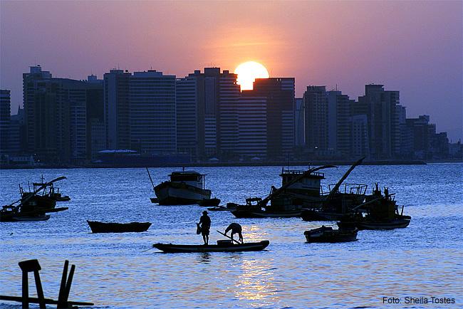 Fortaleza, Ceará - Foto Sheila Tostes CCBY