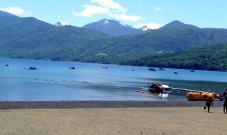 Lago Caburga, Chile