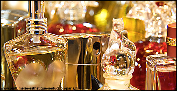 Perfumes - Parfumeri Esthetique Séduction
