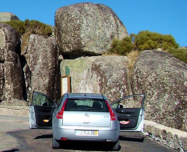 Carro em Portugal, Serra da Estrela