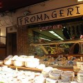 Fromagerie na rue Mouffetard, Paris