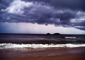 Final do dia, Ilha do Mel