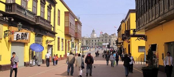 Lima, atrações, foto Los viajes del Cangrejo CCBY
