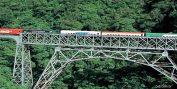 Trem da Serra do Mar Paraná - foto cvb.com
