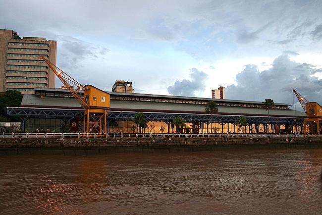 Belém do Para, Estação Docas - Foto Reporter do Futuro CCBY