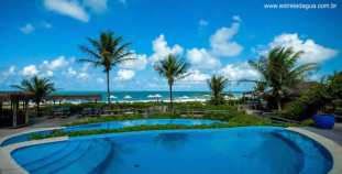 Hotel Estrela d'Água, em Trancoso, Bahia