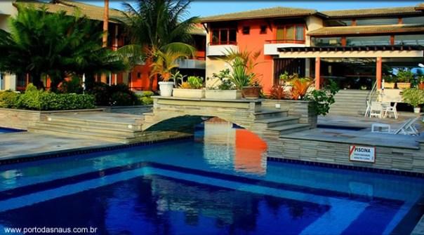 Hotel Porto das Naus, Porto Seguro, Bahia