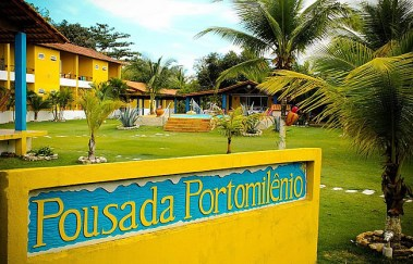 Hotel Pousada Portomilenio