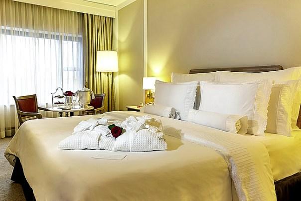 Hotel em São Paulo- Foto Porto Bay CCBY
