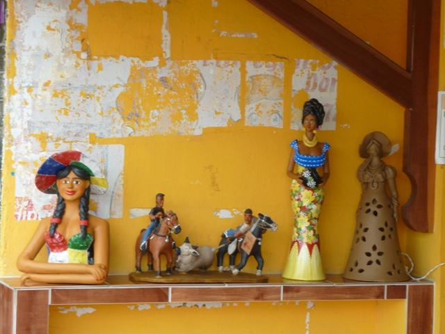 Artesanato em barro, Alto do Moura, Caruaru