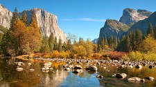 California Yosemite National Park, foto Eric-Hossinger-ccby