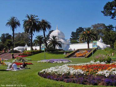 Golden Gate Park, San-Francisco, California