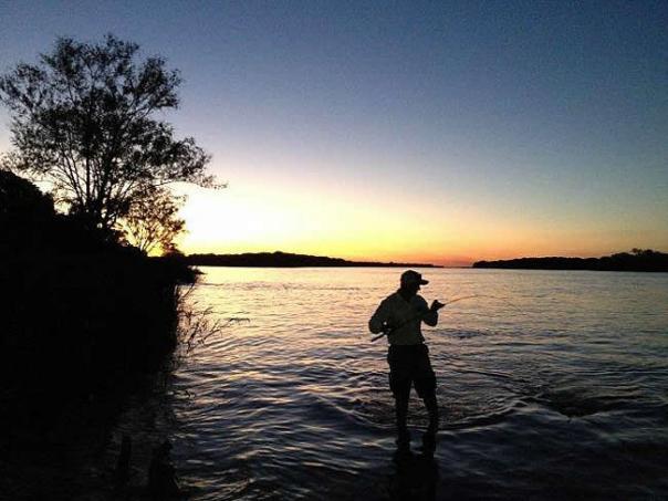 Pesca na Argentina, um bom programas para feriados prolongados