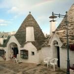 Trullis de Alberobello