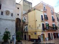Entrada de Bari Vecchia, Itália