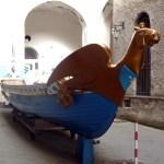 Amalfi, galera utilizada em regata histórica