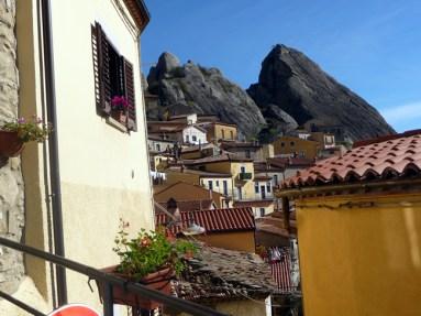 Castelmezzano, burgo medieval