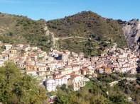 Castelmezzano, o povoado medieva