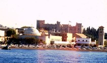 Grécia, Rodes, Cidade Velha