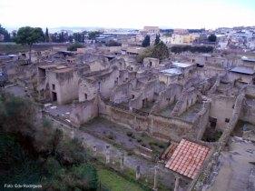 Herculano, Itália