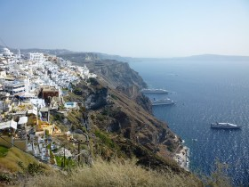 Grécia, Santorini, foto- Pat Gulney-CCBY