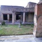 Herculano, ruínas bem preservadas