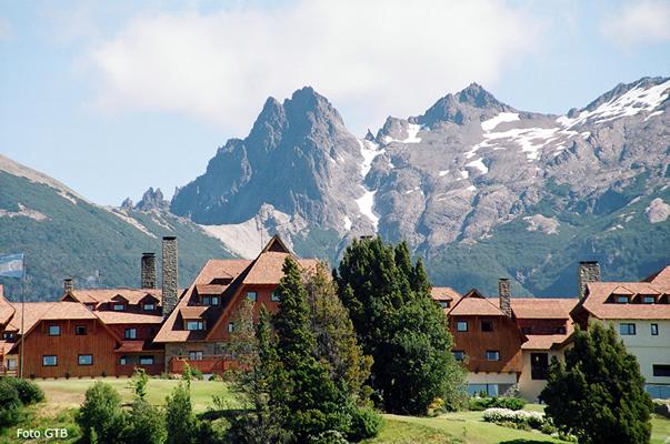Hotel llao-Llao, próximo a Bariloche