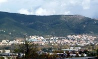 L'Aquilla, capital do Abruzzo