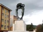 Centro histórico, l'Aquilla