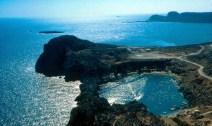 Lindos, Ilha de Rodes, Grécia