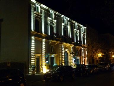 Matera, palácio