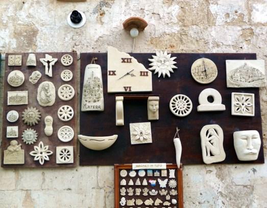 Matera, artesanato