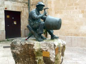 Matera, bronze artístico