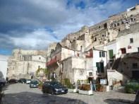 Matera, junto dos sassi, Itália