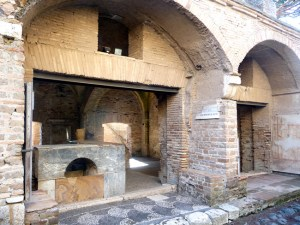Taverna em Ostia Antica