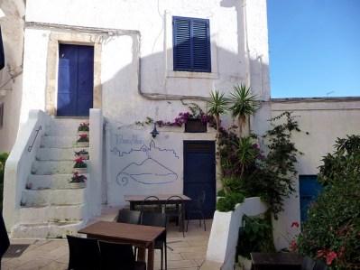 Barzinho em Ostuni, Itália
