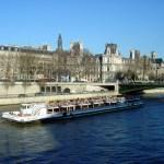 Passeio de barco pelo Sena, Paris