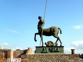 Forum de Pompeia, Itália