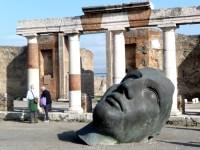 Pompeia, ruínas do Forum