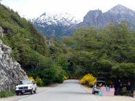 Patagônia na primavera: neve só nos picos andinos