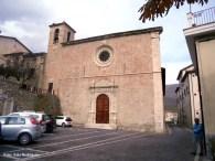 Scanno, centro histórico, Itália