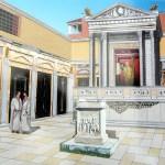 Templo de Vespasiano, em Roma