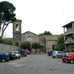 Venosa, Itália, área central