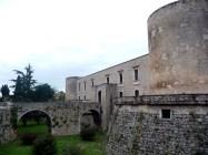 Venosa, castelo