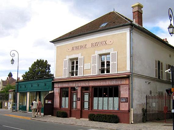 Auberge Ravoux, Auvers-sur-Oise,